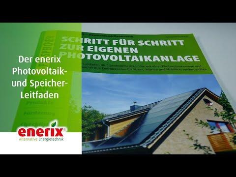 Photovoltaik Leitfaden - Schritt für Schritt zur eigenen Photovoltaikanlage
