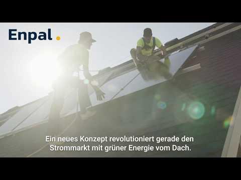 Enpal - Mit Solarstrom einfach Geld sparen